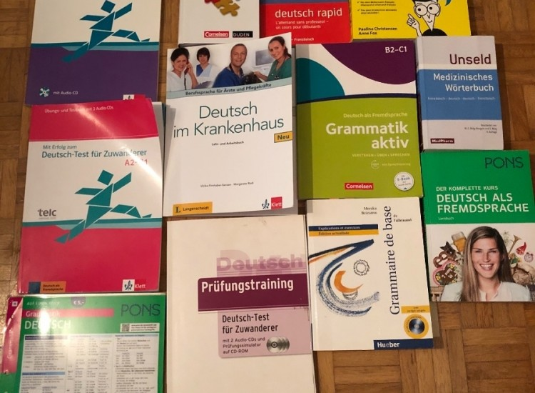 German books to sell