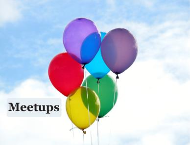 meetups ideas